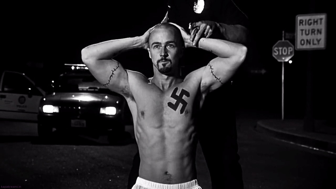 the two sides of racism in american history x a movie by tony kaye American history x full movie online for free in hd quality tony kaye birthdate two things hold the interest.