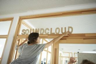 Soundcloud Office