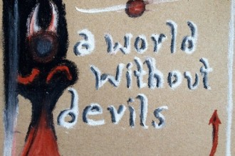A world without devils drawing
